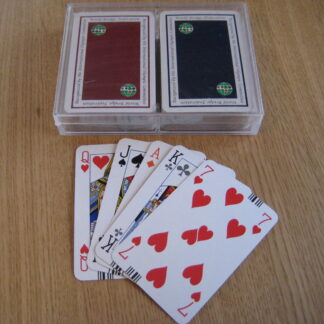 Twin-pack cards