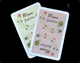 Jubilee cards