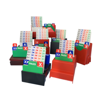 Bidding boxes